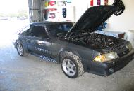 89 Fox Body project show car